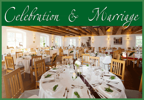 Gasthof Munding in  Krumbach: a perfect location for Your Celebration