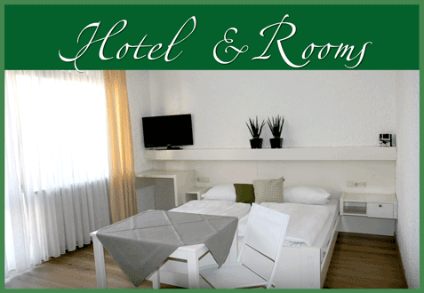 Hotel*** Munding in Krumbach: beautiful rooms in a historic tavern
